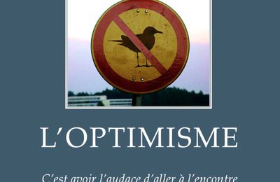 L'audace de l'optimisme