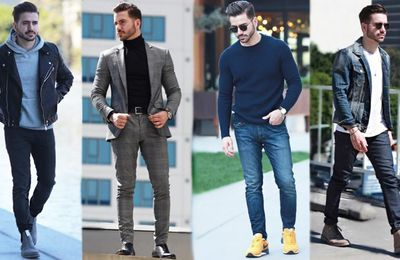 Men's Clothing - The Essential Clothes Every Men Should Have