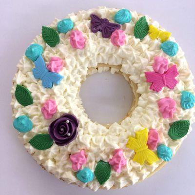 Atelier Number Cake chez FamiliaArt
