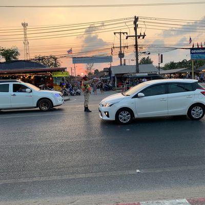 Die Helfer von Khao Lak: Touristenpolizei