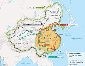 """Quel sens accorder à l'expression """"Pays du Milieu"""" (Zhongguo) désignant la Chine?"""