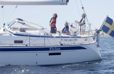 Åse and Robert's Boating Dream: sailing that brings the family together