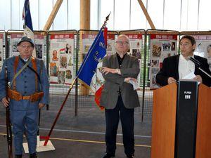 Exposition sur la Grande Guerre (1914-1918) à Algrange en 2015