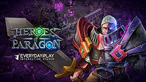 Heroes of Paragon sur #iPhone, iPodT, iPad, Web, Mobiles