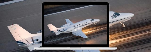 Les demandes de jet privé auprès de PrivateFly ont triplé depuis l'annonce de la mise en quarantaine obligatoire par le Royaume-Uni hier soir