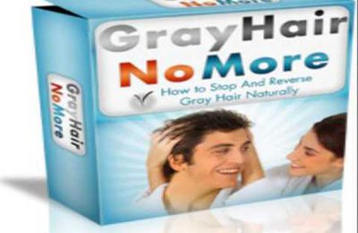Are You Ready To Go Gray? If No, Continue Reading. There's a solution for your problem