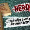NerdZ saison 3 en DVD