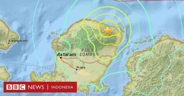 Indonésie: Nouvelle réplique de 6.3 sur l'île de Lombok