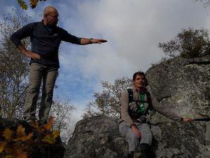 Rando Fontainebleau : Les photos !