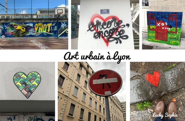 Art urbain, un city guide de Lyon !