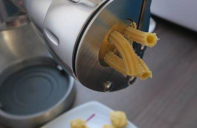 Macaroni rigati maison