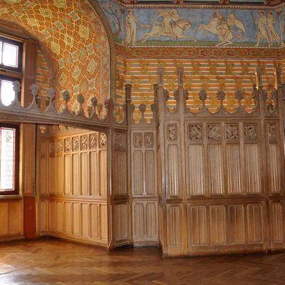 Château de Pierrefonds: Intérieur (2/4)