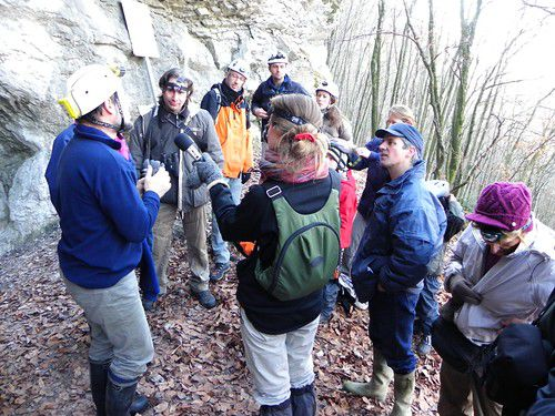 Matinée d'observation et comptage des chauves-souris à la grotte de Banges