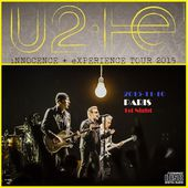 U2 -i+e Tour -10/11/2015 -Paris France -AccorHotels Arena - U2 BLOG