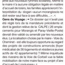 Notre Tribune de juin 2014