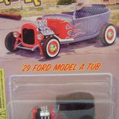 FORD MODEL A TUB 1929 REVELL - car-collector.net
