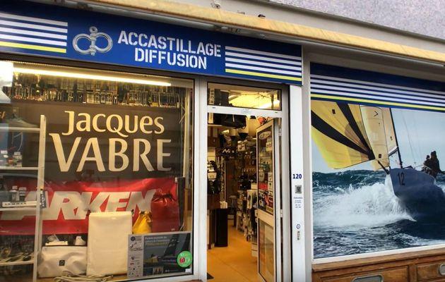 Accastillage Diffusion, le magasin qui a dépanné la plupart des skippers de la Transat Jacques Vabre