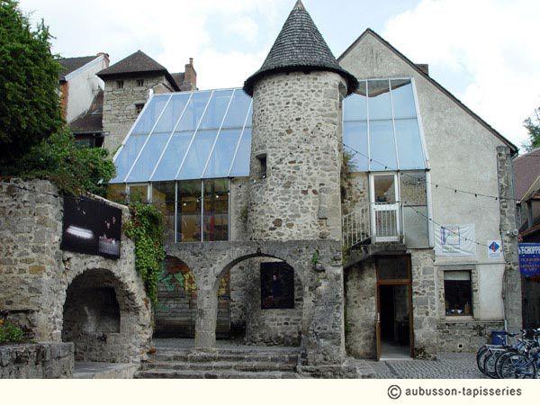 Photos de la ville d'Aubusson
