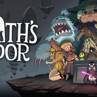 TEST : Death's Door  les aventures d'un fonctionnaire de la mort :)