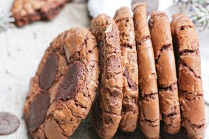 Outrageous Cookies ou cookies brownies