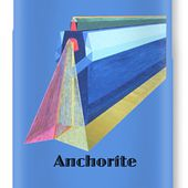 Anchorite -text IPhone Case for Sale by Michael Bellon