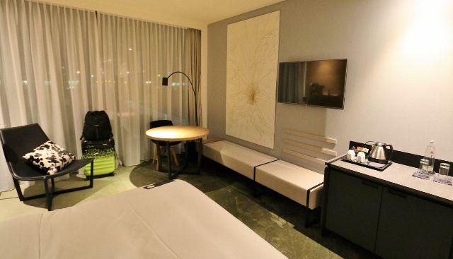 Hôtel Hilton airport Munich Allemagne