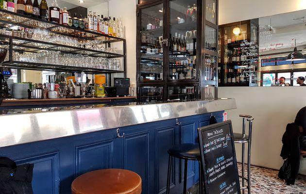 Le Cadoret (Paris 19) : Bistrot parigot