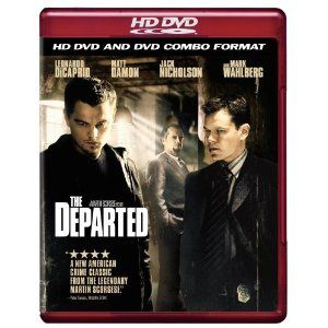 HD DVD The Departed