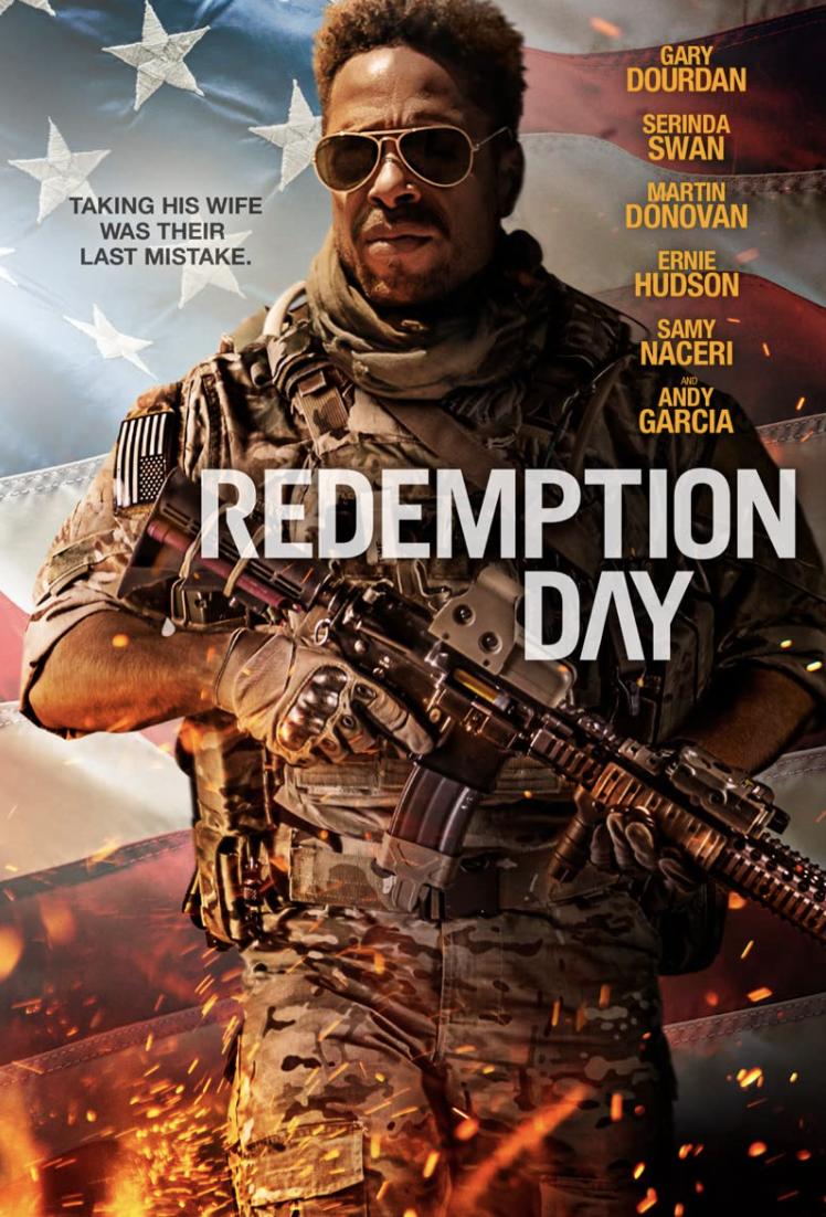 Critique Ciné : Redemption Day (2021, VOD)