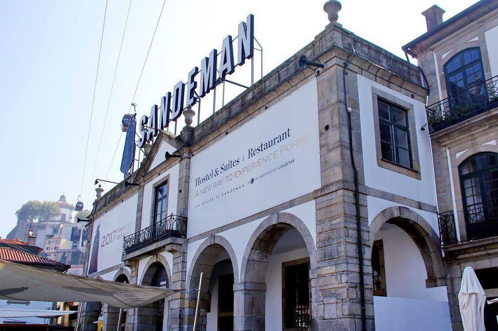 La Librairie Lello et les Caves de Porto