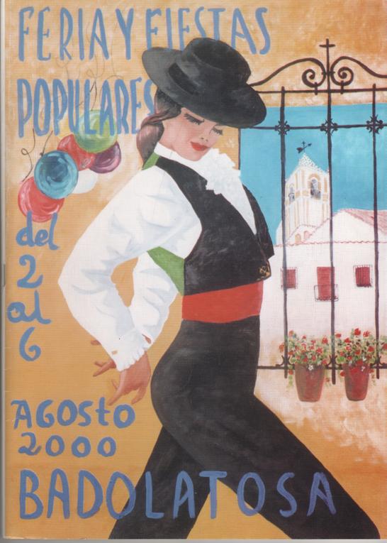 Carteles-ferias-Badolatosa-1991-2000