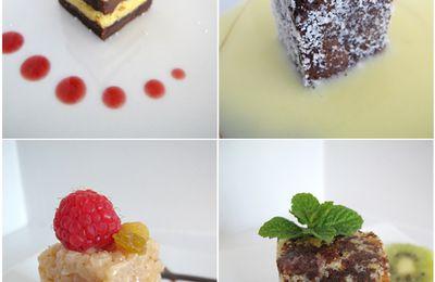 """Créa # 1 Bricole Box """"100% gourmande"""" : Des bouchées en cubes"""