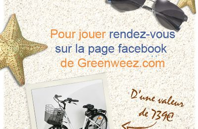 Concours greenweez