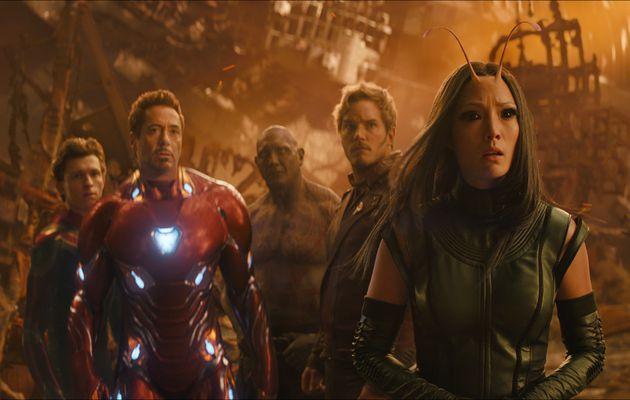 Avengers Infinity War mon avis subjectif sans spoil flagrant.