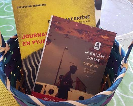 Salon du livre de Québec 2016