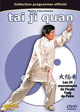 Les bases du Tai Ji Quan par maître Yuan Zumou