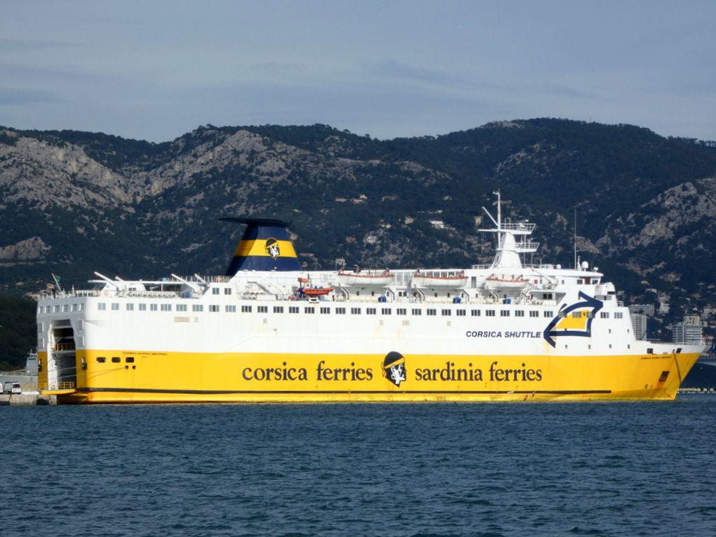 COSTA MARINA SECONDA  , a quai à Toulon Brégaillon le 12 janvier 2021