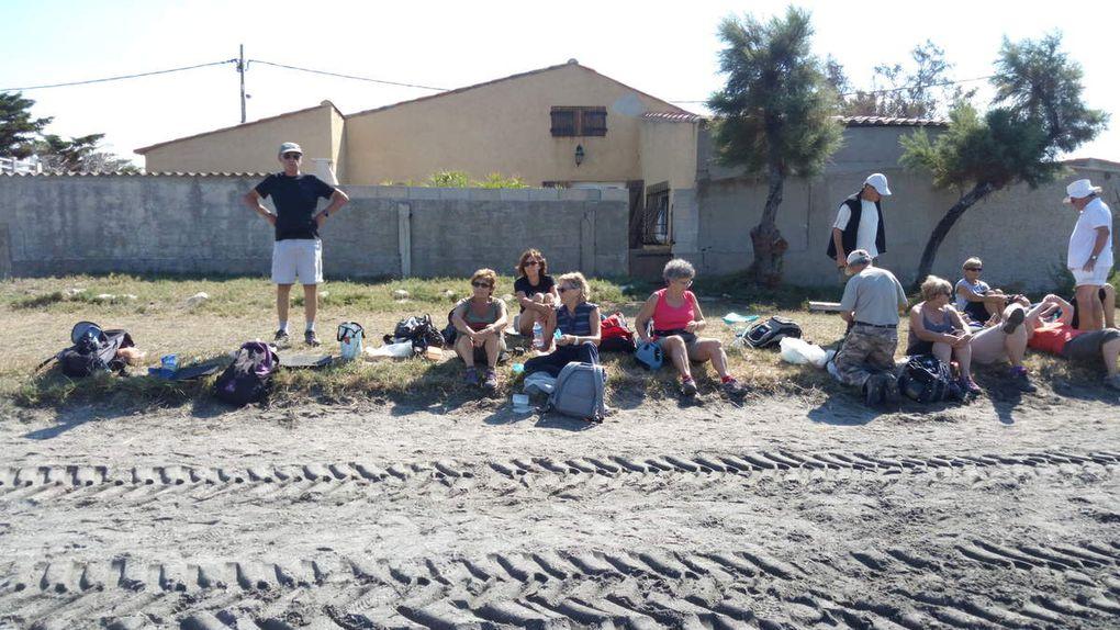 Rando sur le Cordon dunaire du Jaï