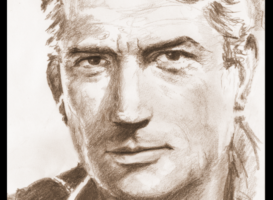 Gregory Peck, homage...