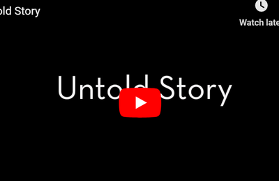 Emission 23 septembre 2020 - You Tube - Untold Story