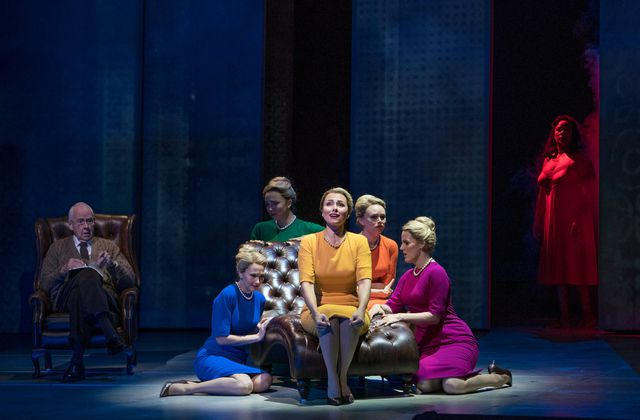 Marnie, de N. Muhly,  une nouvelle production au NY Met Opera
