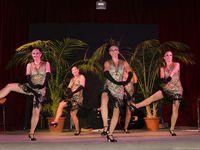 Soirée inaugurale au Centro Espagnol : Swing sur un plateau