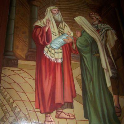 Suivre les pas du Christ… de sa Présentation au temple… jusqu'au Carême ! Qu'est-ce à dire !