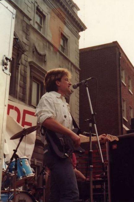 U2 -October Tour 1981/1982 en vidéos concerts.