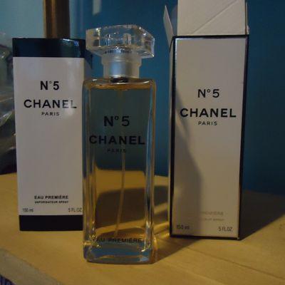 Eau première N°5 de Chanel 150ml