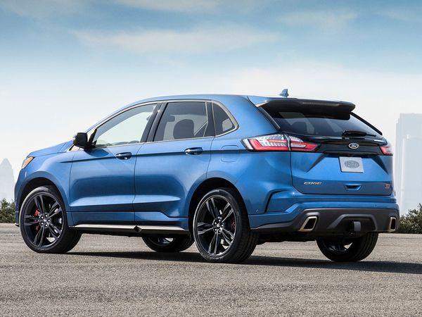 Ford Edge ST : pour famille pressée