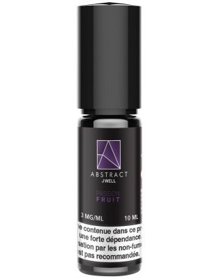 Test - Eliquide - Passion Fruit gamme Abstract de chez J Well