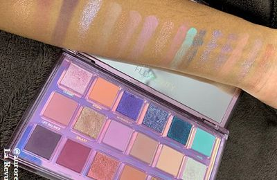 La palette Mercury Retrograde de Huda Beauty