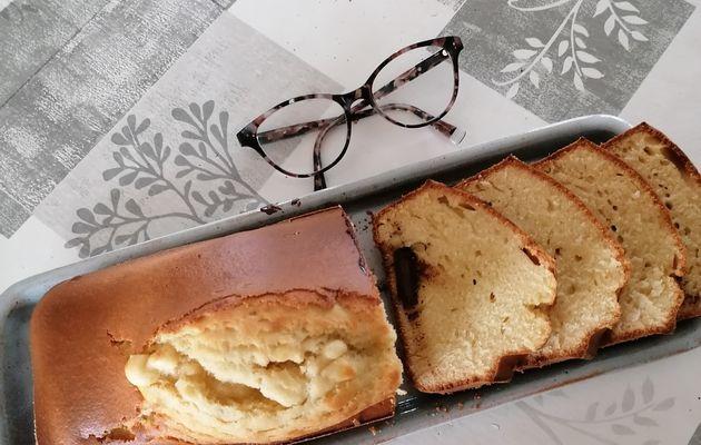CAKE AU CŒUR FONDANT