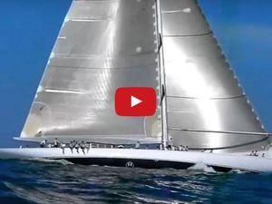 VIDEO - 5 minutes de Bonheur avec les Class J Velsheda et Ranger
